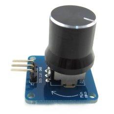 Volume Control / Adjustable Potentiometer / Knob Switch Rotary Angle Sensor For Arduino