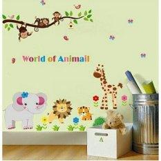 Jual Wall Sticker Stiker Dinding Ay9050 Multicolor Murah Harga Source Lihat Harga Wall .
