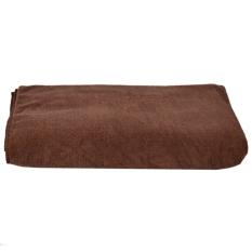 Whyus Hot Sale New Luxury Soft Microfiber Bath Camping Towel (Coffee)