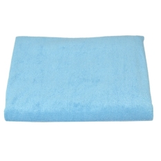 Whyus Hot Sale New Luxury Soft Microfiber Bath Camping Towel (Light Blue)