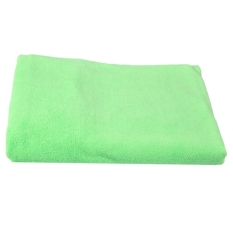 Whyus Hot Sale New Luxury Soft Microfiber Bath Camping Towel (Light Green)