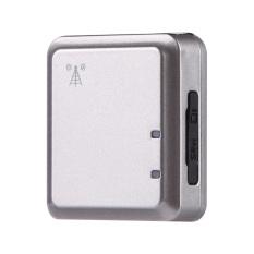 WIFI 850/900/1800/1900MHz Class 12 TCP / IP MINI GSM Smart Voice Door Alarm (Intl)