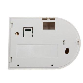 Wireless Glass Break Shock Sensor Detector Alarm Window Home Security System