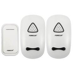 Wireless WiFi Doorbell Door Phone Remote Music Box For Indoor Home Security New US