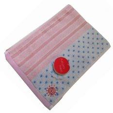 Yawaragi Furusato Muffler Handuk Kecil Matahari - Pink