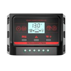 YSMART YSN-30A PWM 12V 24V 30A Solar Controller with LCD Display USB 5V Backlight Light and Timer Control - intl