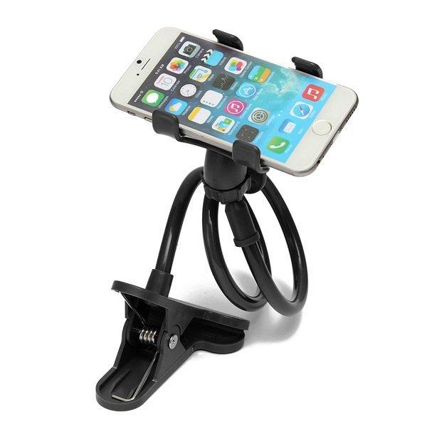 360o Lazy Bed Desktop Car Stand Mount Holder for iPhone 6 LG Samsung PSP GPS