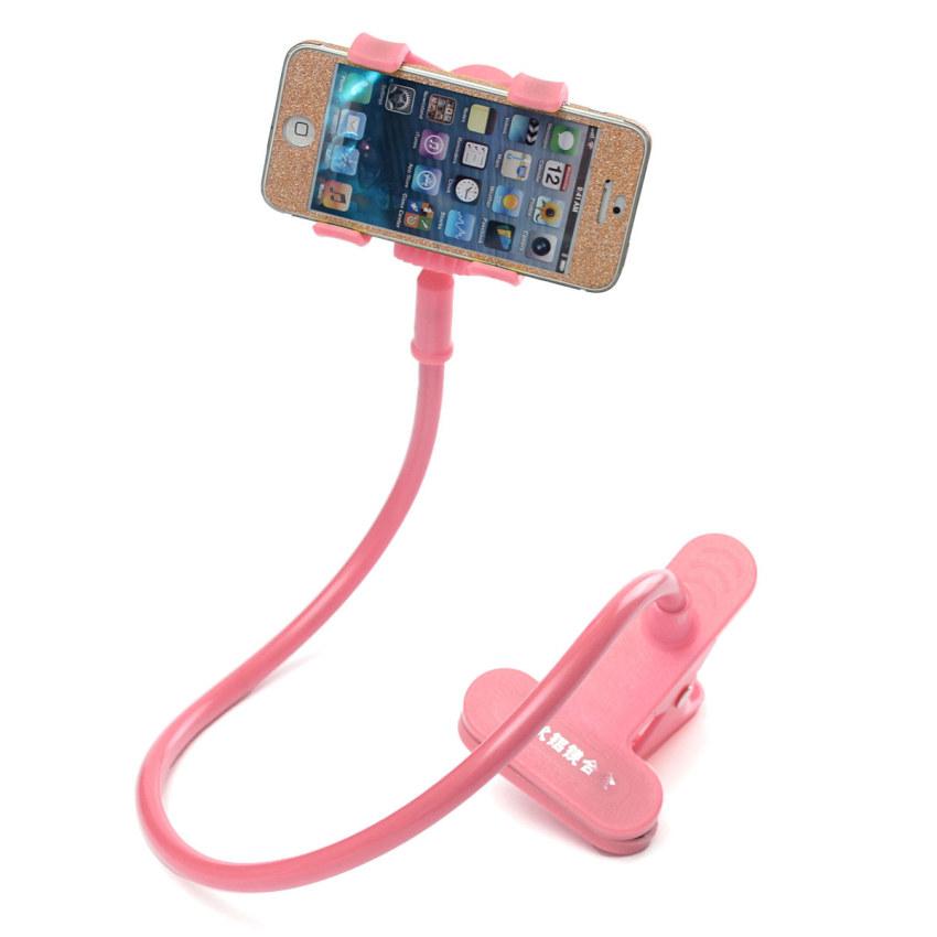360o Lazy Bed Desktop Car Stand Mount Holder for iPhone 6 LG Samsung PSP GPS (Intl)