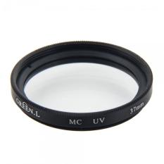 37mm Multi-layer Green MC-UV Digital Camera Filter - Intl