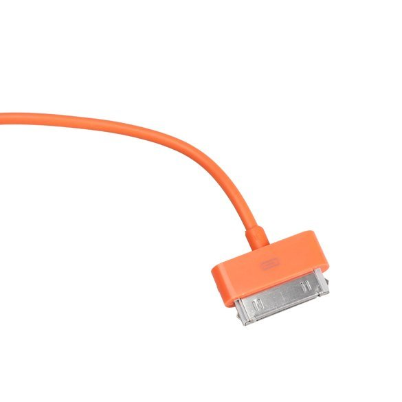 3M Long USB 2.0 Data Sync Charging Cable for iPhone 4 4S iPod iPad Orange