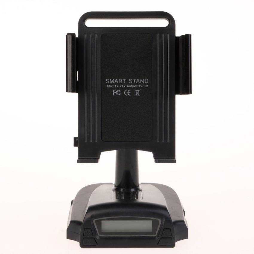 4 in 1 Car FM stereo transmitter bracket(INTL)