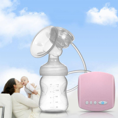 2016 baru USB listrik pompa payudara pasca menyusui payudara susu pompa pengisap (putih)