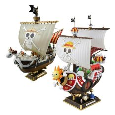 35cm Anime One Piece Thousand Sunny & Meryl Boat Pirate Ship Figure PVC Action Figure Toys Collectible Model Toy Gifts WX151 - Intl