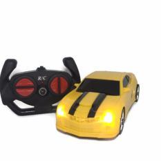 AHS Racing Go Remote Control Mobil Camaro Skala 1/24 - Kuning