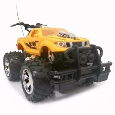 AHS RC Mobil Bigfoot Pick Up - Kuning