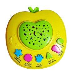 Apple Learning Holy Quran Machine - Belajar Al-Quran untuk anak - Kuning