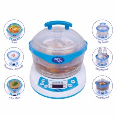 Baby Safe 10in1 Multifunction Cooking Steamer LB005