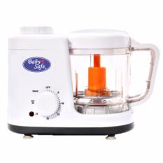 Baby Safe Steam and Blend Food Maker LB003