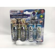 Bandai Ultraman Geed: DX Ultra Capsule Acro Smasher Set