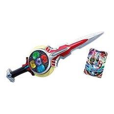 Bandai Ultraman Orb DX Orbcalibur