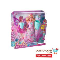 Barbie Fairytale Dress Up Gift Set (18 Styles)