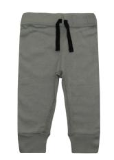 Bearhug Legging Pants Bayi Laki-laki 6-12M Polos Abu