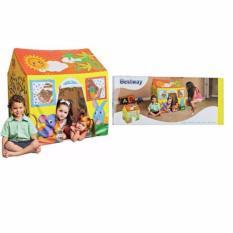 Bestway 52007 Play House Rumah Bermain Anak - Kuning