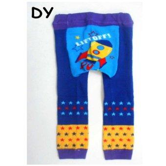 Busha Celana Legging Bayi Motif Kode DY Size 90