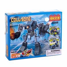Cogo Coll-Song 3in1 Modes 4848 - Mainan Edukasi Anak