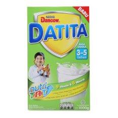 Dancow DATITA nutri TAT Usia 3-5 Tahun - Vanila - 1000gr