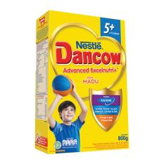 Dancow Excelnutri 5+ Usia 5-12 tahun - Madu - 800gr