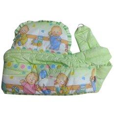 Box Kelambu Bayi Tarik Klm008 Biru Daftar Harga Terkini dan Source · Del Collection Gendongan Bayi