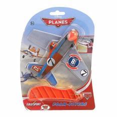 Disney Planes Mainan Pesawat Microfoam Flyer Dusty - 19 cm