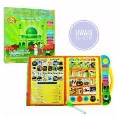 EBook Buku Edukasi Anak Muslim 3 Bahasa