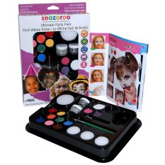 ELC Snazaroo Ultimate Party Pack Face Painting Kit