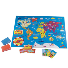 ELC - Travel The World Game