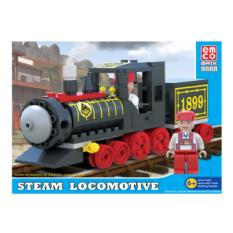 Emco Advanture & Rescue - Steam Locomotive