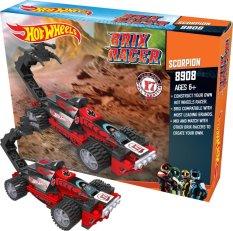 EMCO Hot Wheels Brix Racer - Scorpion