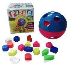 Emyli Puzzle Ball Mainan Edukasi Anak Melatih Motorik