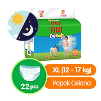 Fitti Day Pants Jumbo Pack XL22