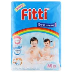 Fitti Tape Rp Rainbow M 10
