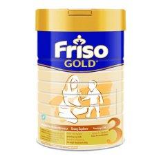 Friso 3 Gold Susu Pertumbuhan - 900gr Tin
