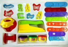 Fun Doh Mainan Lilin Anak Extruder / FunDoh Extruder
