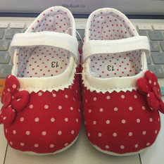 GDS Infant Toddler Classic Footwear Soft Bottom Anti-Slip T-Tied Shoes3 Size - intl