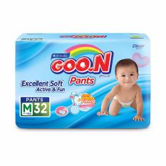 Goon Premium Pants M32/Popok Bayi Celana/Diapers