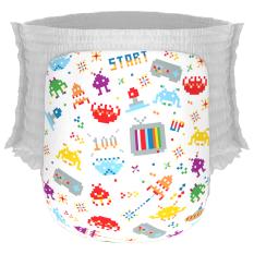 Happy Diapers Pant Popok Bayi - 80's Invader - Size XL - 22 pcs