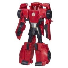 Hasbro Transformers Robots In Disguise Sideswipe - B0898