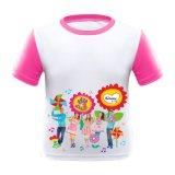 Hi 5 Bebelac Glowing T-Shirt- Pink