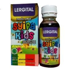 HIU Madu syifa kids LERGITAL untuk Alergi dan Gatal