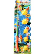 Honey Bee Fishing Fun Duck - Permainan Pancing Bebek